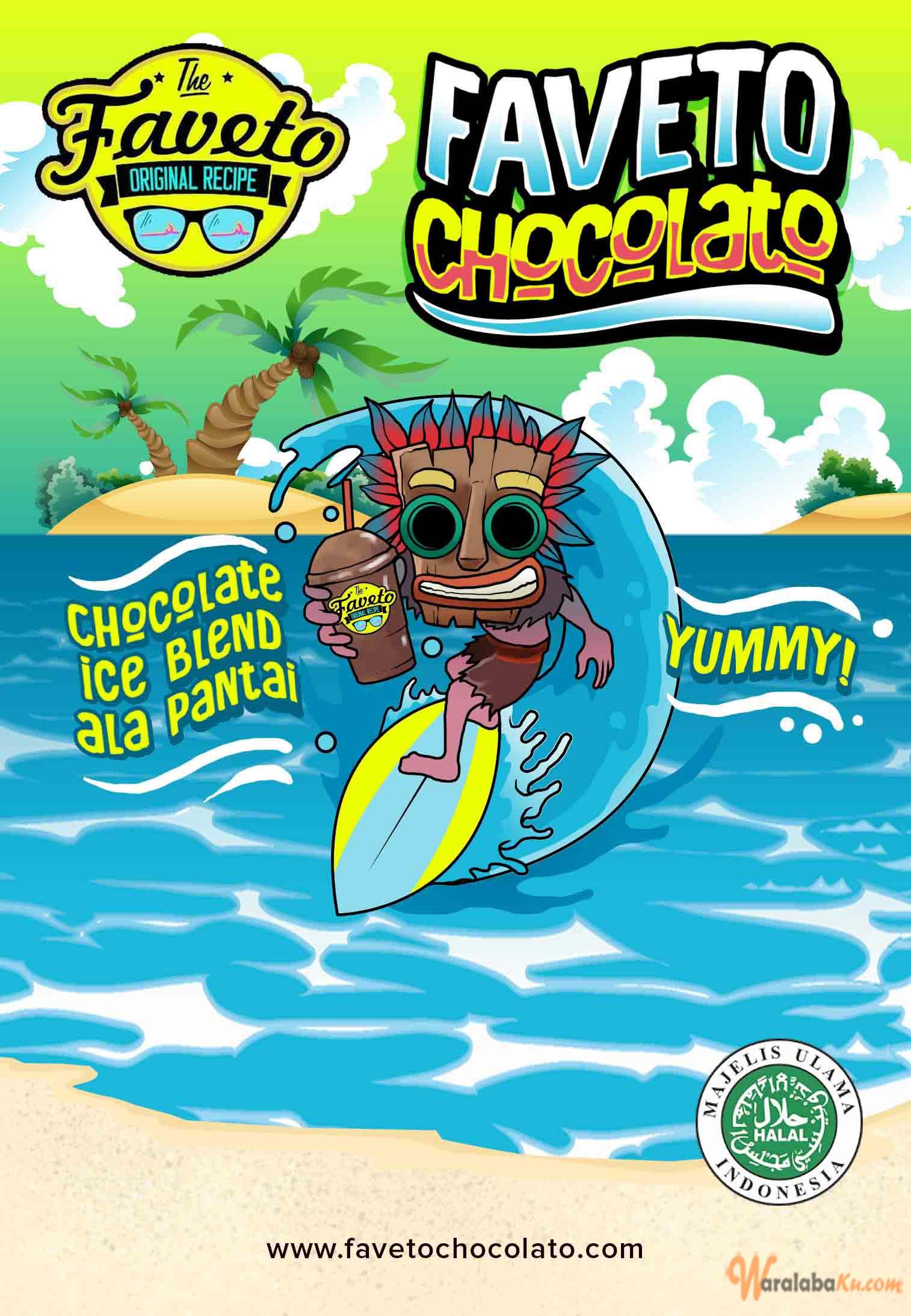 Franchise Peluang Usaha Faveto Chocolato