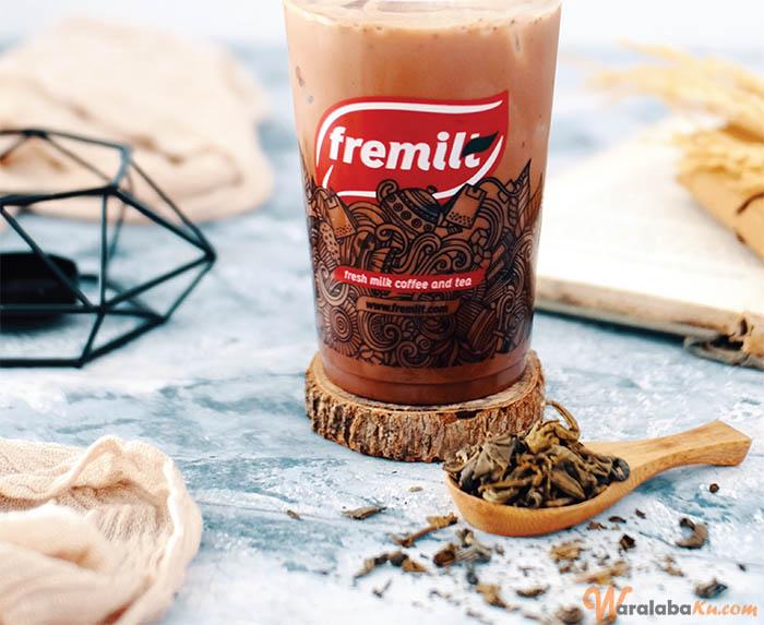 Franchise Peluang Usaha Fremilt Thai Tea