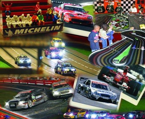 Franchise Peluang Usaha SCX  Race Zone