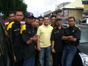King Auto Interior with Rizal Sungkar