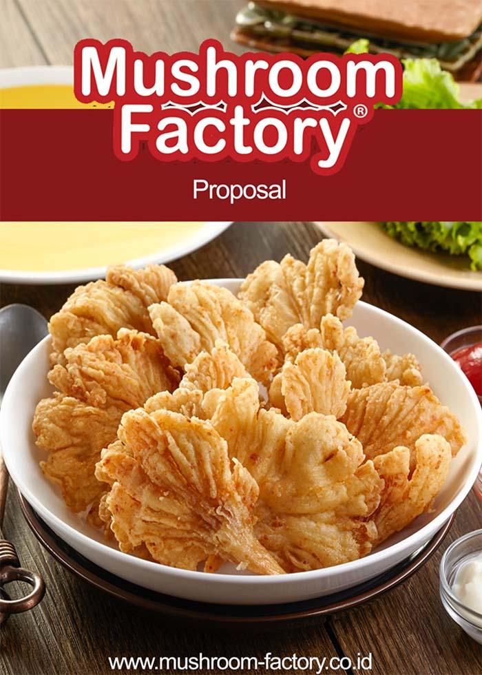 Franchise Peluang Usaha Mushroom Factory