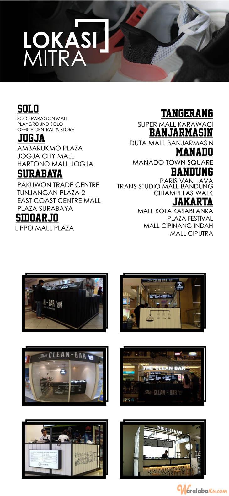 Franchise Peluang Usaha Clean Bar