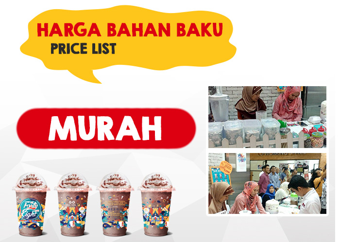 Franchise Peluang Usaha Forty Eight Ice Blend