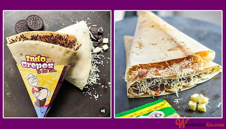 Franchise Indocrepes   Peluang Bisnis Makanan - Waralaba Ku
