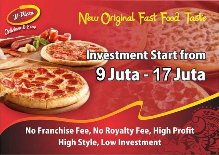 Franchise D-Pizza | Fachri's Blog