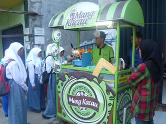 Franchise Peluang Usaha Best Blended Drink - Mang Kacau