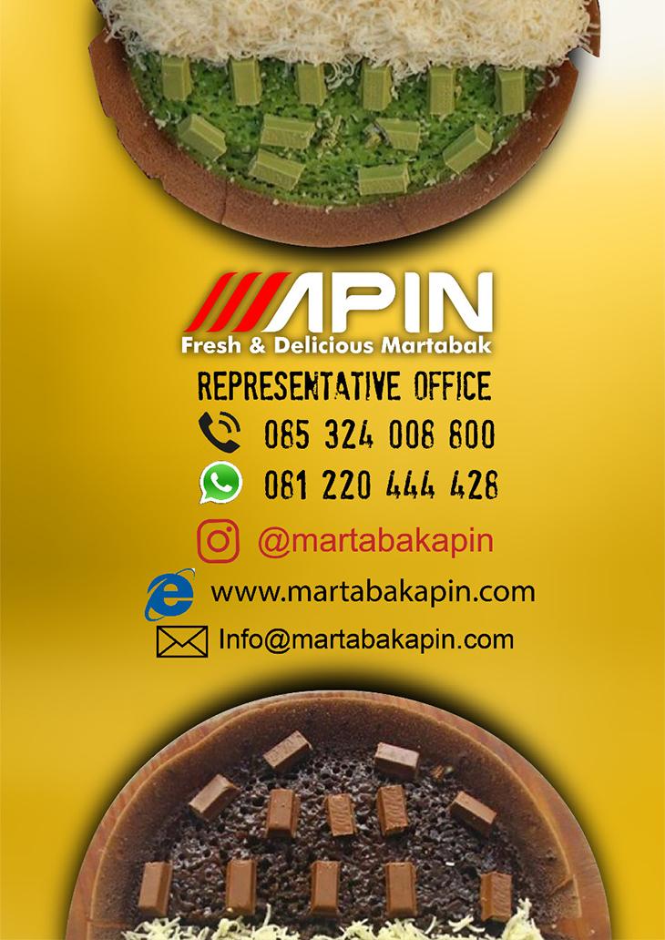Franchise Peluang Usaha Martabak Apin