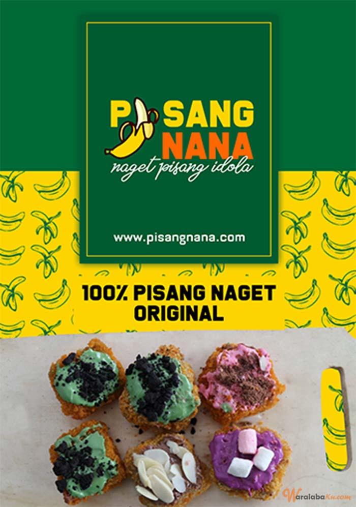 Franchise Peluang Usaha Pisang Nana