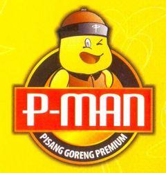 p man logo