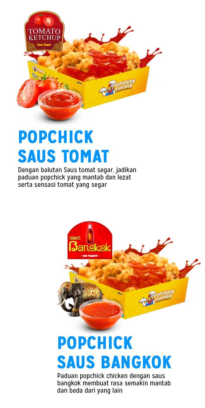 Franchise Peluang Usaha Popchick Chicken