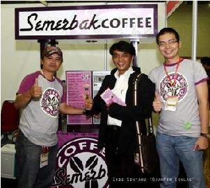 Semerbak Coffee - Booth
