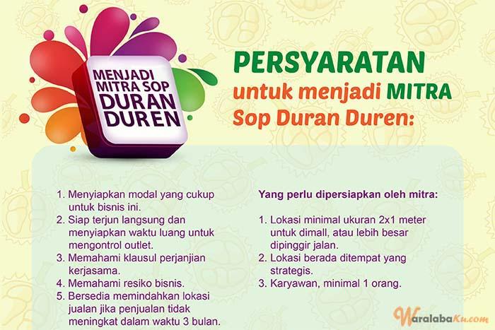 Franchise Peluang Usaha Sop Duran Duren