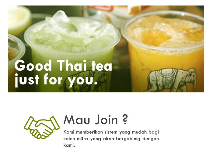 Franchise Peluang Usaha minuman teh nyot nyot thai tea Gabung Menjadi Mitra