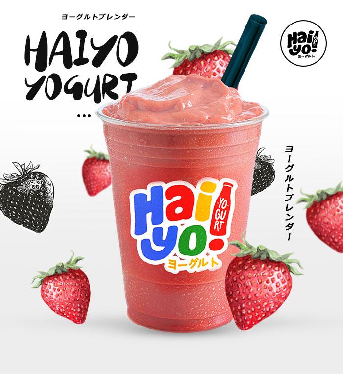 Franchise Peluang Usaha Hai Yo! Yogurt Blend