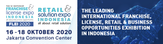 Franchise & License Expo Indonesia 2020, Jakarta Convention Center