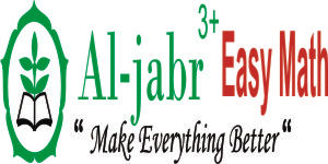 Logo Al-jabr Easy Math