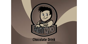 Logo MATCHO CHOCOLATE DRINK