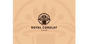 Logo Royal Cokelat Cafe
