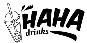 Logo Haha Drinks