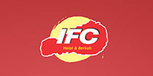 Logo Izzah Fried Chicken