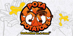 Logo Pota Potatoes