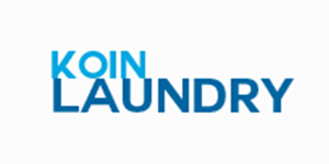 Logo Koin Laundry by Speed Queen