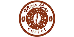 Logo Magic Bean Coffee