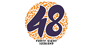 Logo Forty Eight Ice Blend