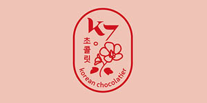 Logo K7 Korean Chocolate