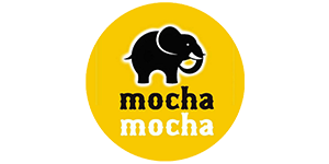 Logo mocha mocha thai tea