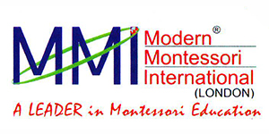Logo Modern Montessori International (MMI)