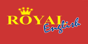 Logo Royal English