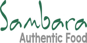 Logo Sambara Authentic Food