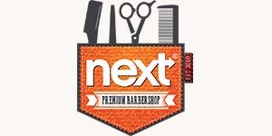 Logo Next Premium Barbershop