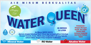 Logo WATER QUEEN
