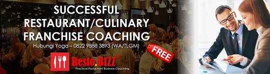 RestoBIZZ Restaurant Business Franchise Coaching