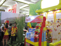 DMD Saring @ Franchise & License Expo Indonesia 2010