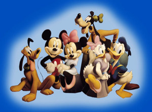 Fun Character International - Walt Disney